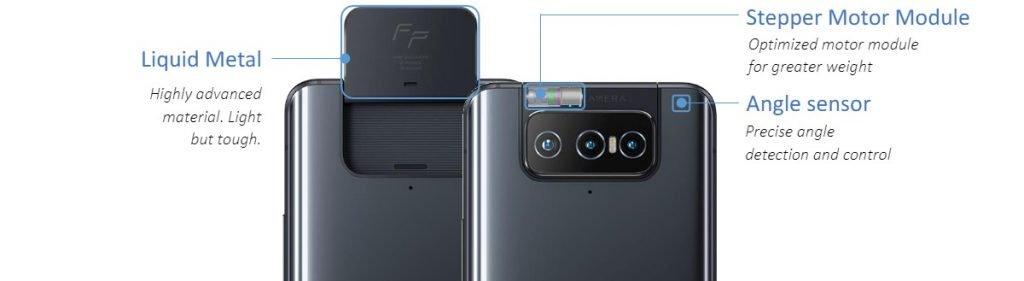 Asus Zenfone 8 Flip Camera Module
