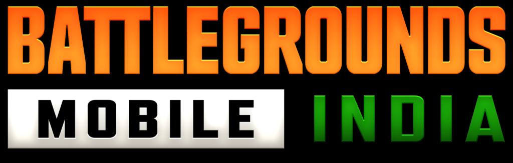 Battlegrounds Mobile India Logo Official