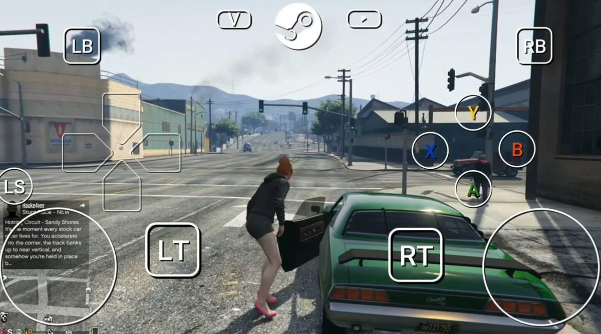 GTA 5 Simulator
