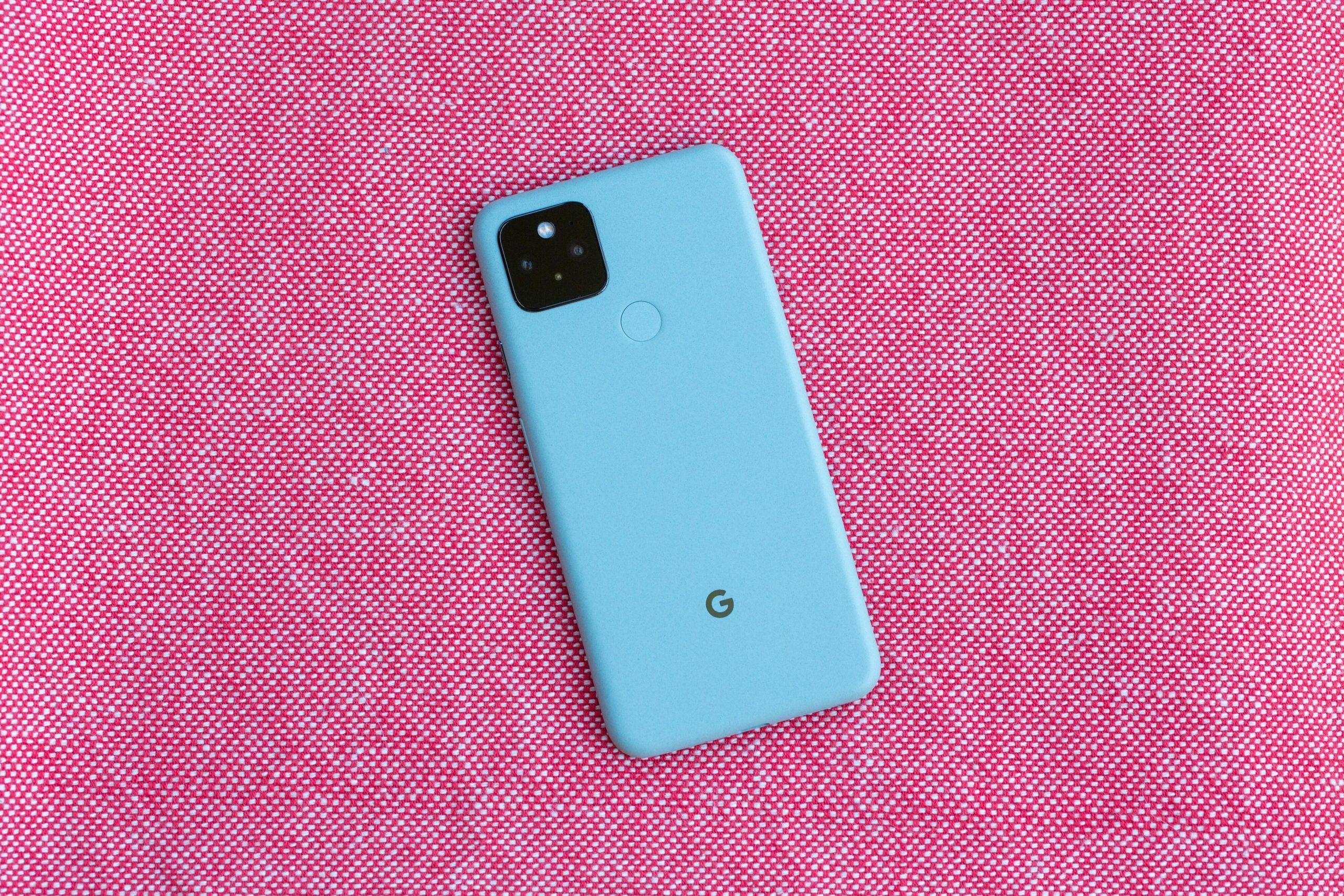 Google Pixel 5A 1