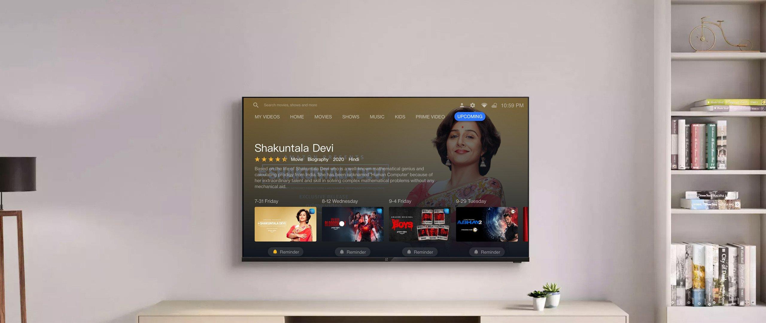 OnePlus TV Y1-40