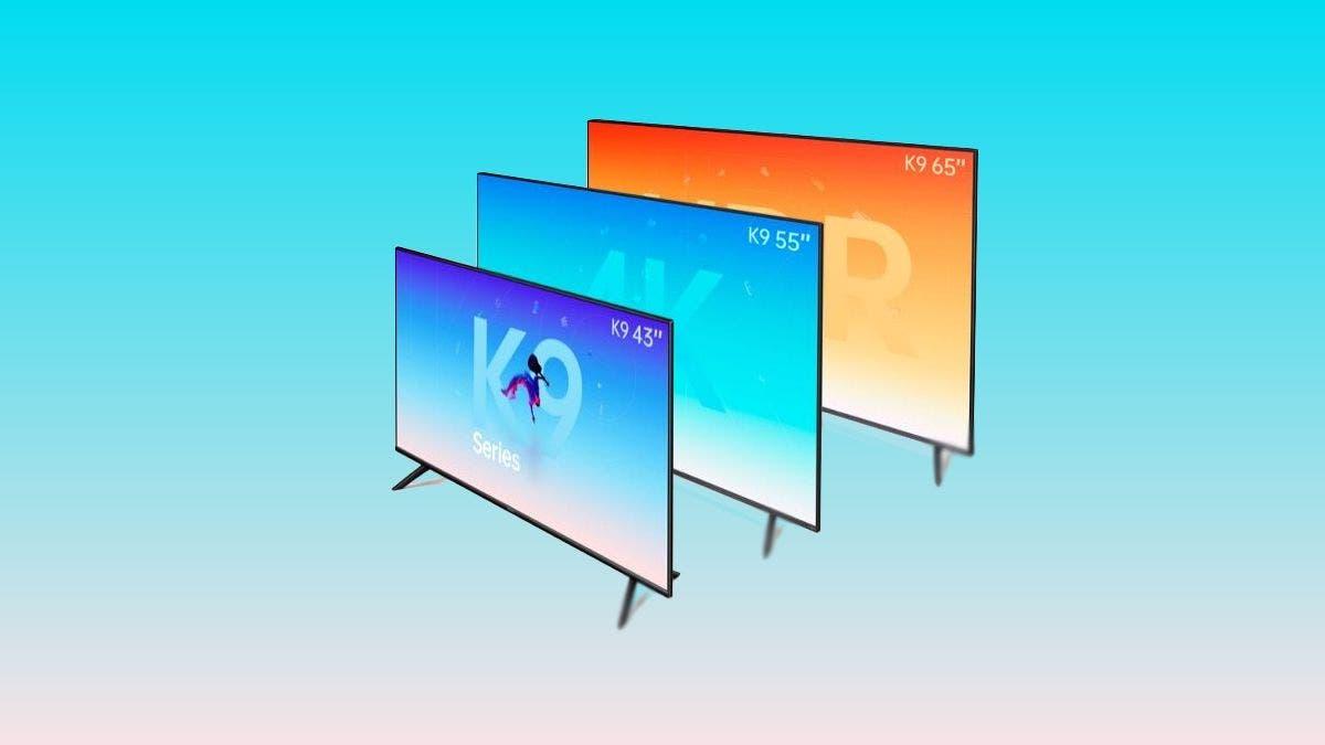 Oppo K9 TV