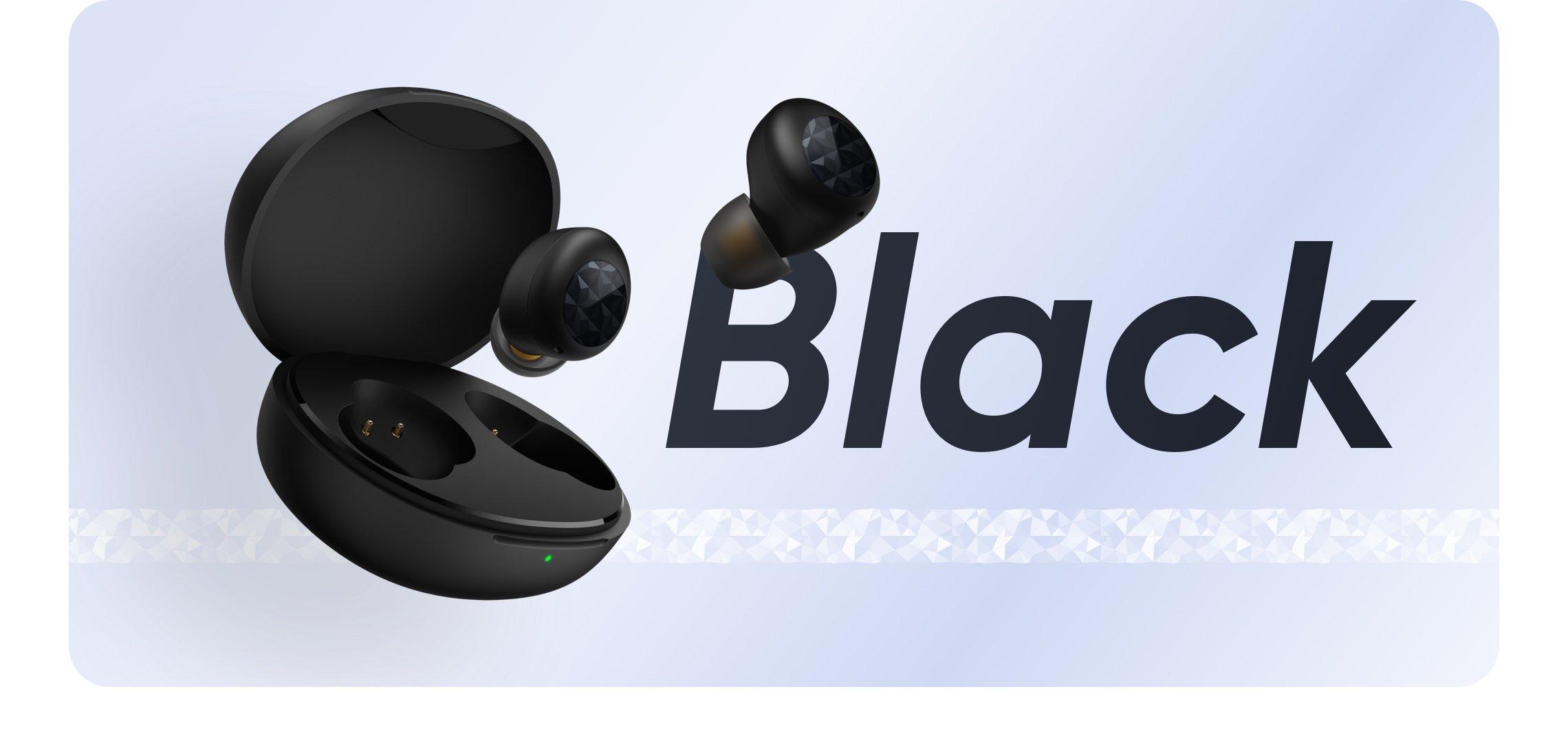 Realme Buds Q2 black