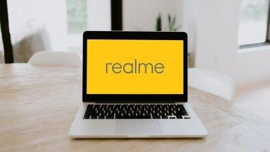 Realme Laptop