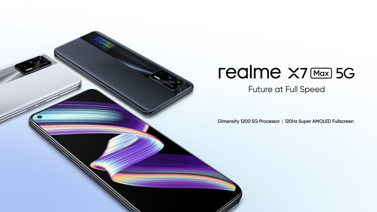 Realme X7 Max 5G