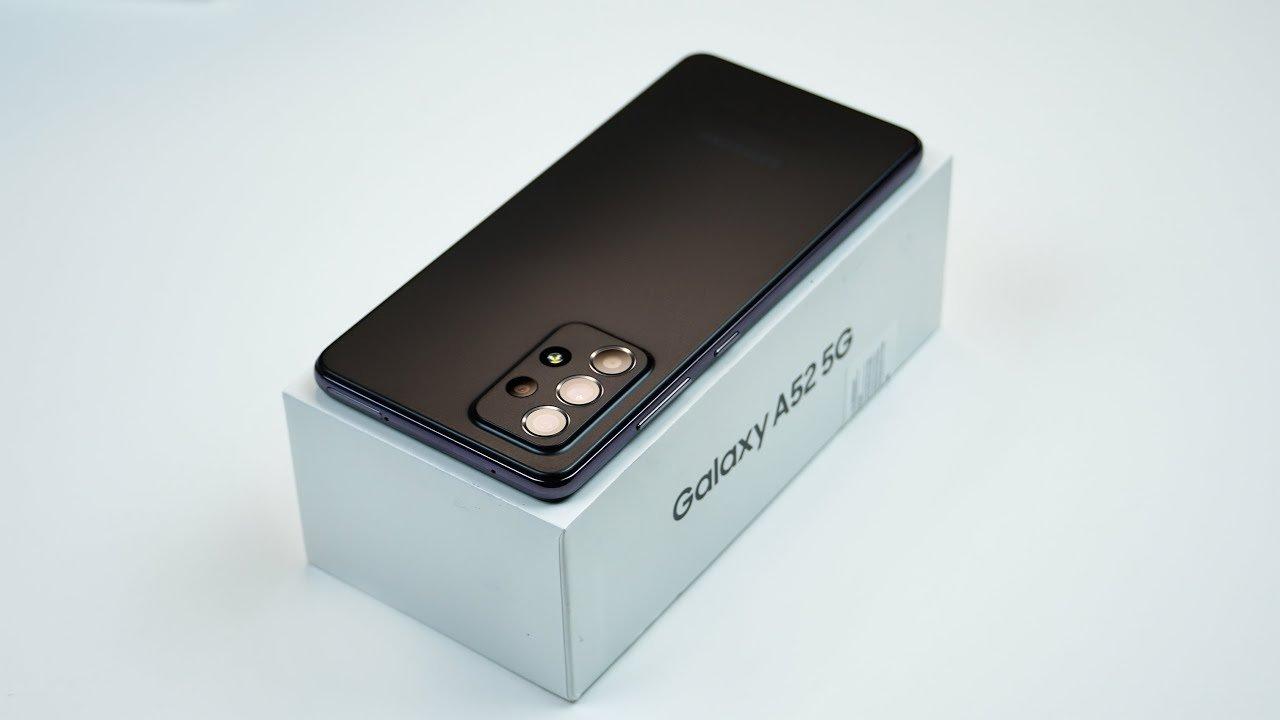Samsung Galaxy A52 5G 3
