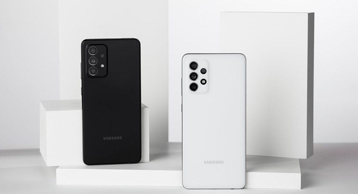 Samsung Galaxy A52 5G1