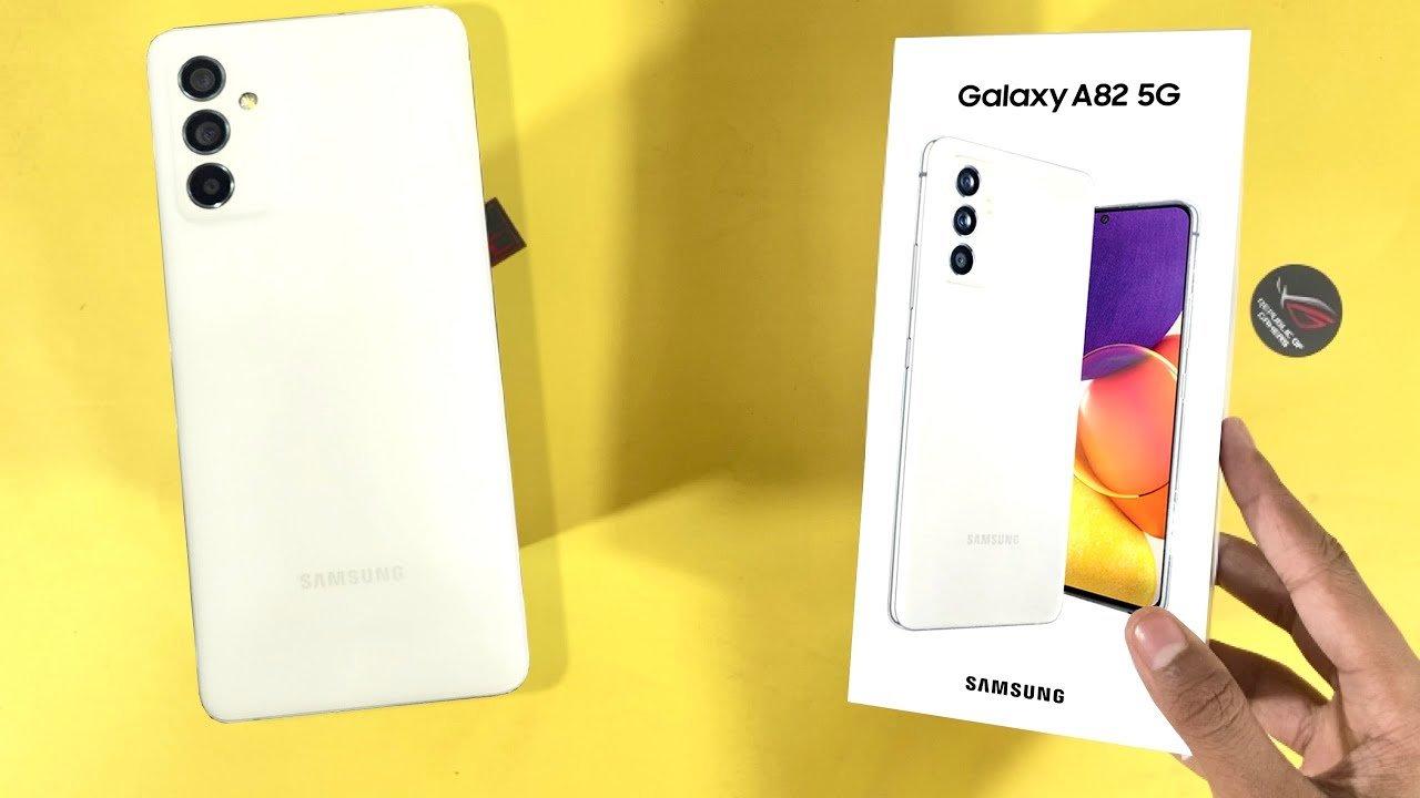 Samsung Galaxy A82 5G 1