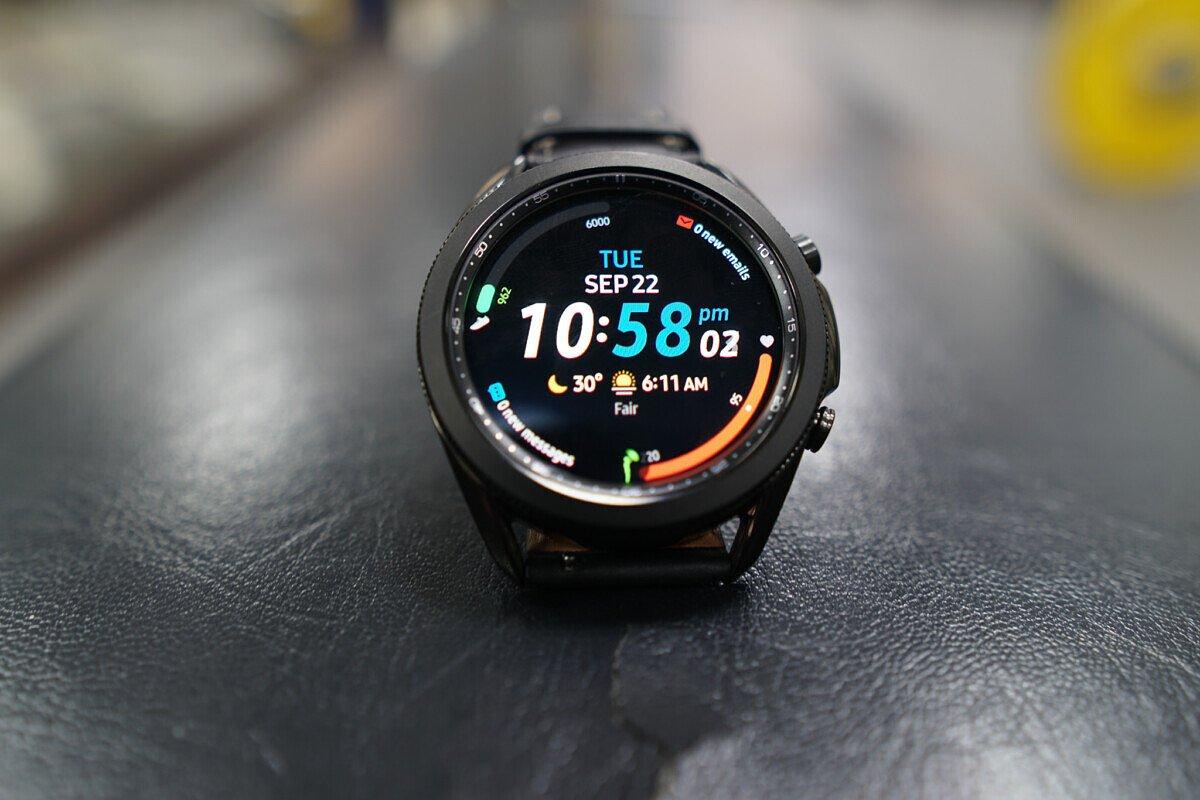 Samsung Galaxy Watch 4 1