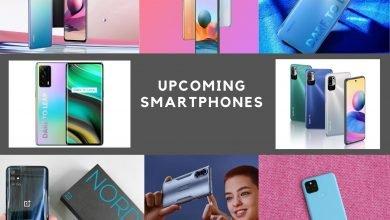 Upcoming Smartphones may