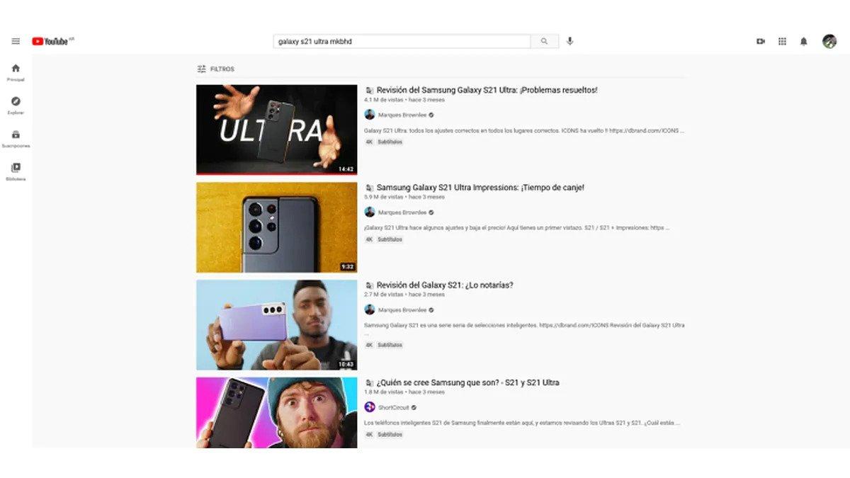 YouTube Automatic Translation