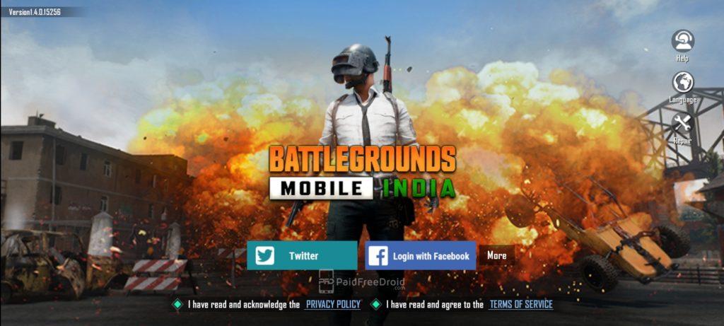 Battlegrounds Mobile Login
