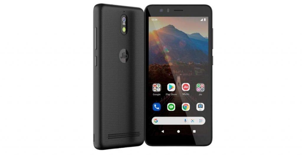 JioPhone Next Black