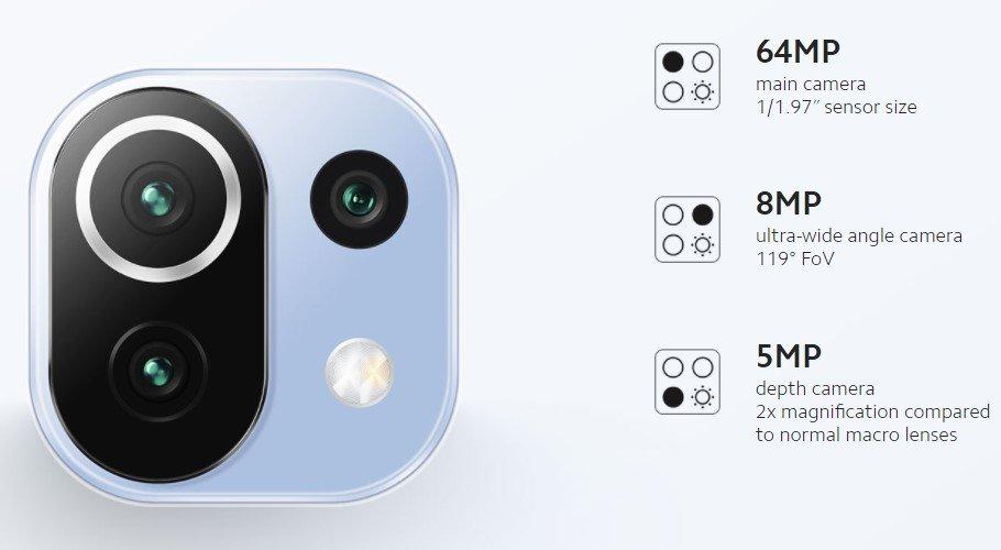 Mi 11 Lite Camera Module