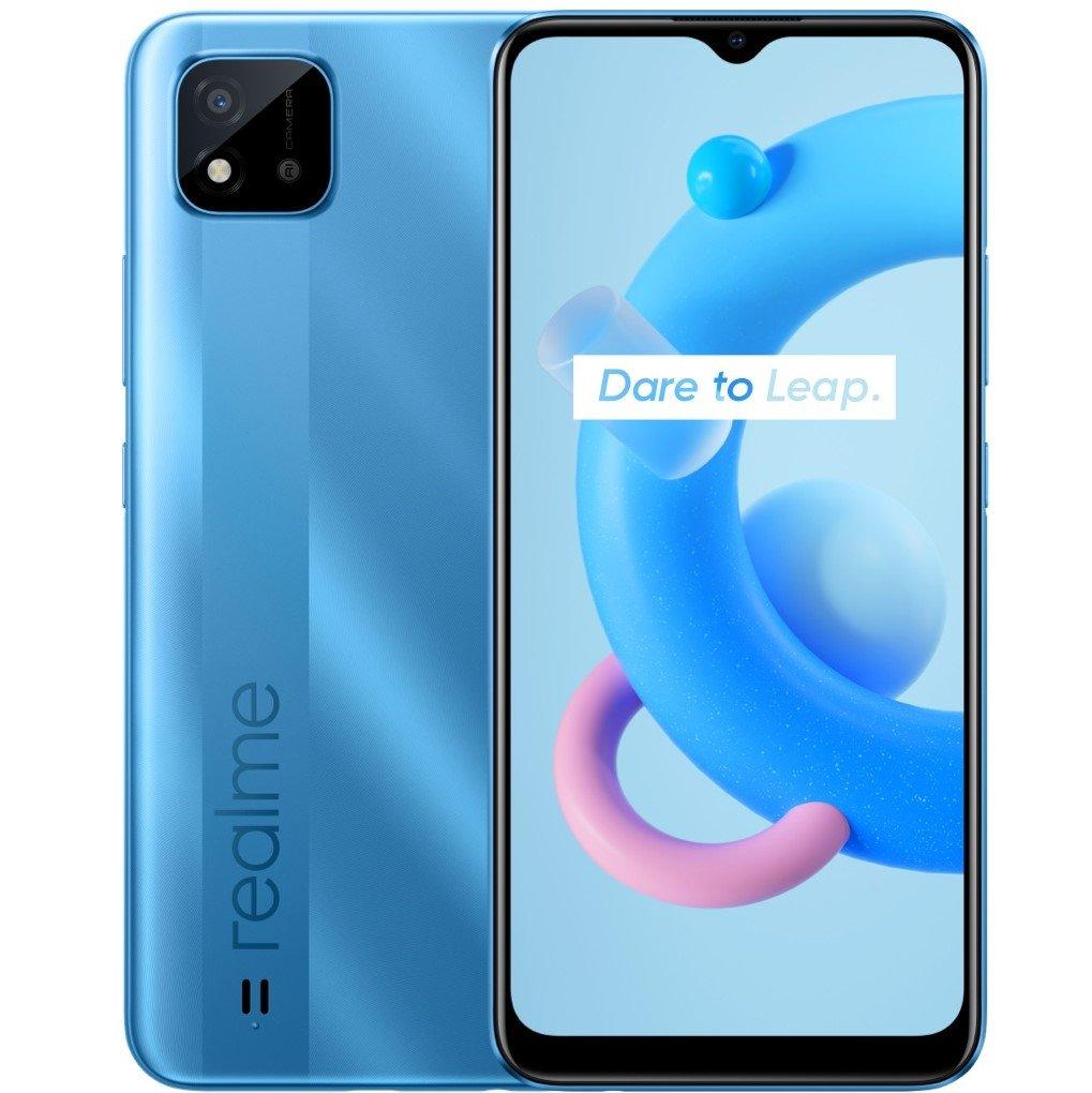 Realme C11 2021 Cool Blue