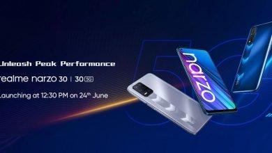 Realme Narzo 30 And Narzo 30 5G Launch