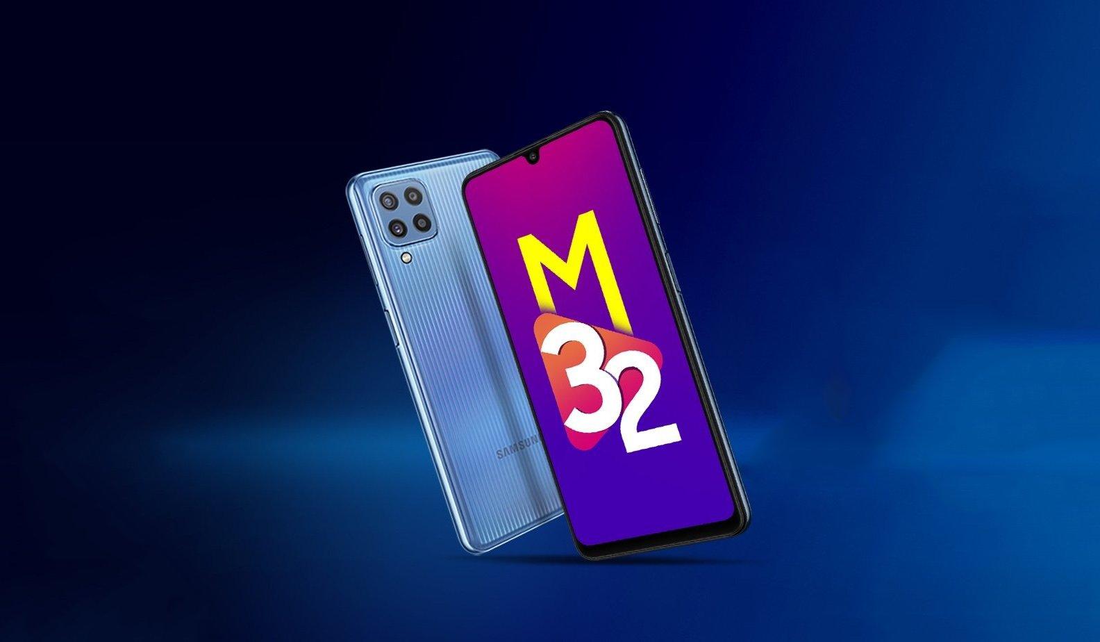 Samsung Galaxy M32 India