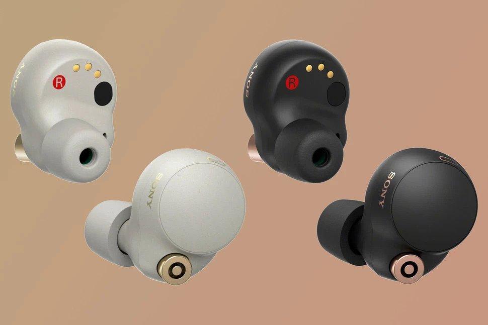 Sony WF-1000XM4 Earbud