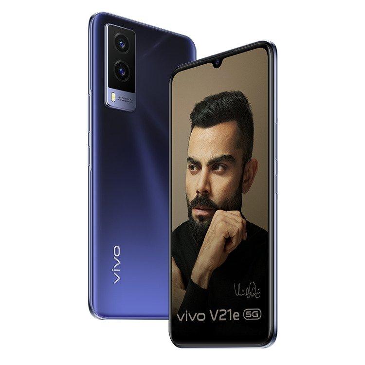 Vivo V21e 5G Dark Pearl