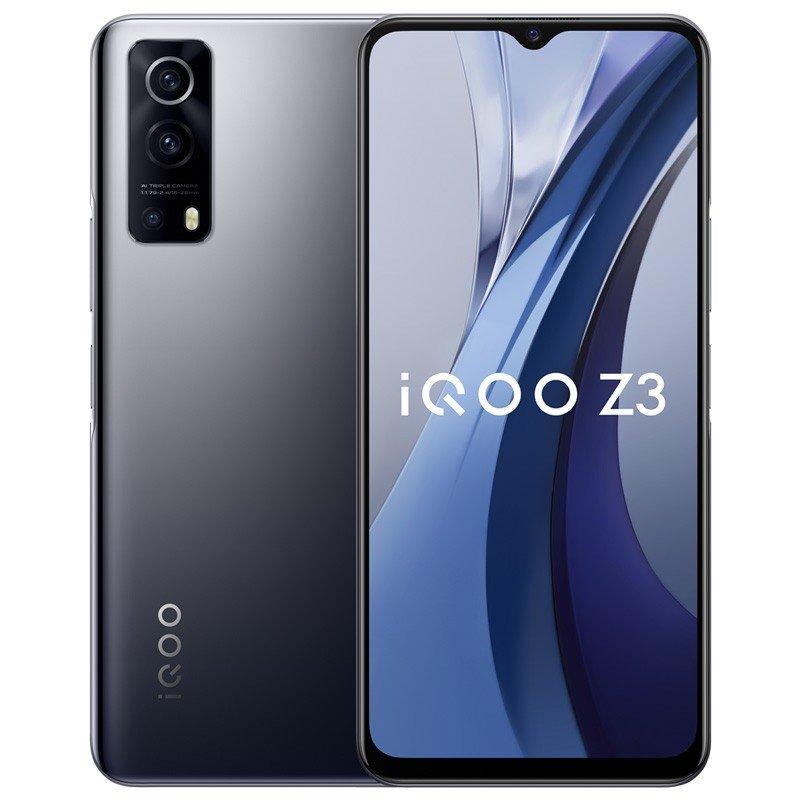 iQOO Z3 5G Ace Black