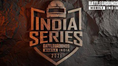 Battlegrounds Mobile India Series 2021