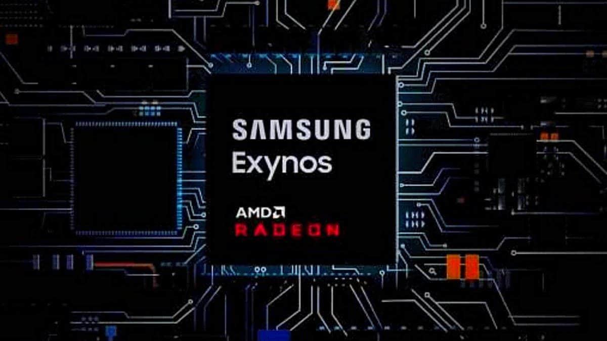 Exynos Processor With AMD GPU