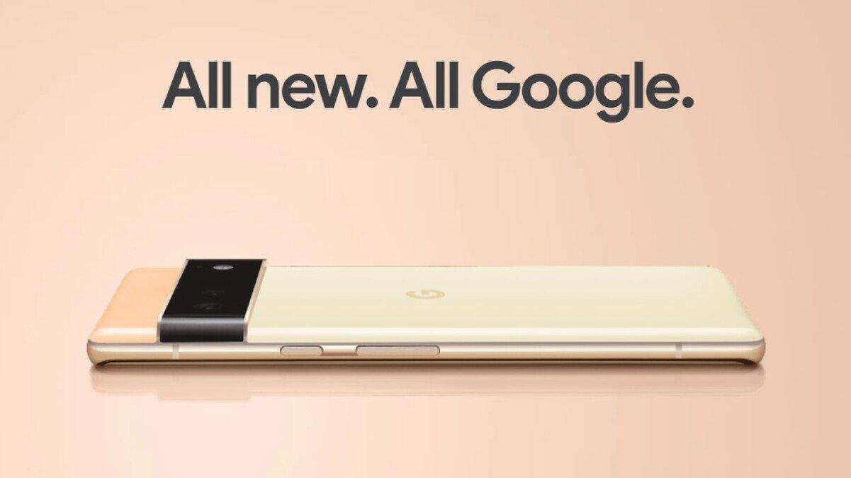 Google Pixel 6 and Pixel 6 Pro Confirmed