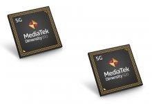 MediaTek Dimensity 920 And Dimensity 810 Mobile SoCs