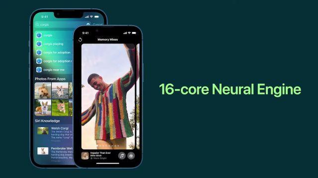 A15 16 Core Neural Engine