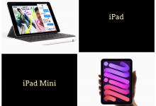 New iPad And iPad Mini