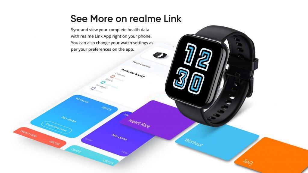 Realme Dizo Watch Pro