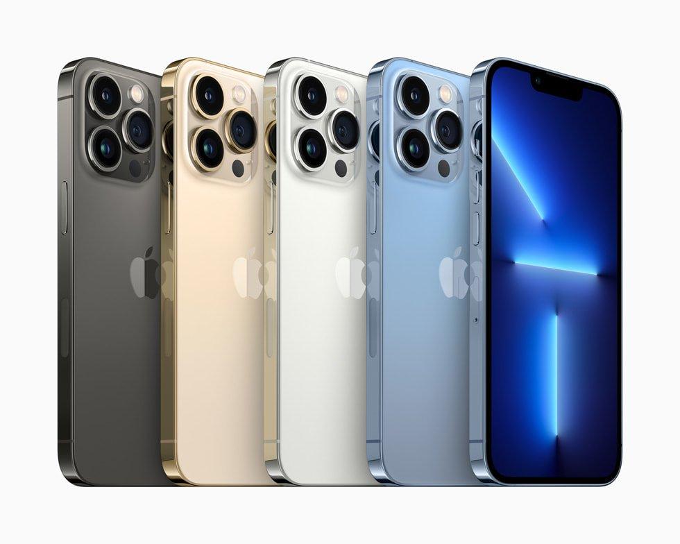 iPhone 13 Pro Series
